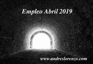 Empleo Abril 2019
