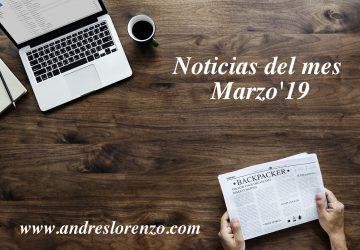 Noticias mes de Marzo'19