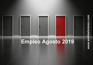 Empleo Agosto 2019