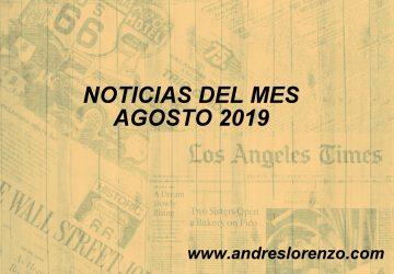 Noticias Agosto'19