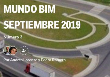 Mundo BIM Septiembre 2019