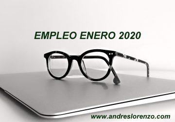 EMPLEO ENERO 2020