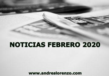 Noticias Febrero'20