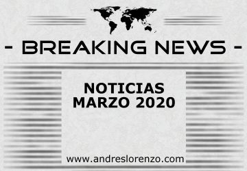 Noticias Marzo'20