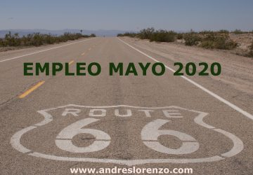 Empleo Mayo 2020