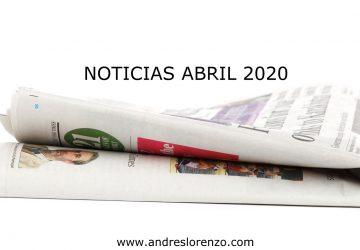 Noticias Abril'20