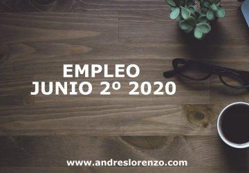 Empleo Junio 2º 2020