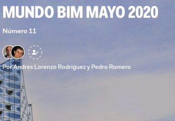 Mundo BIM Mayo 2020