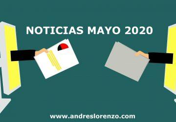 Noticias Mayo'20