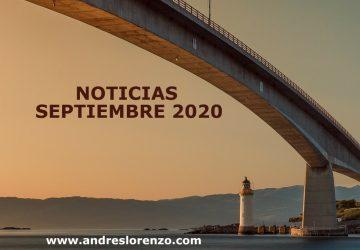 Noticias Septiembre 2020