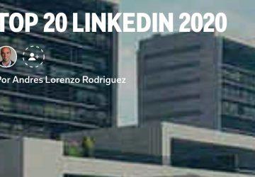 TOP 20 Linkedin