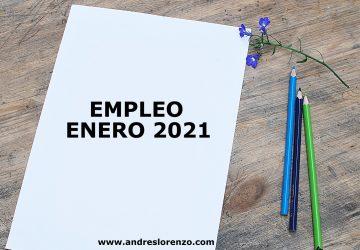 Empleo Enero 2021