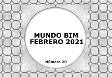 Mundo BIM Febrero 2021