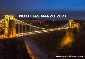 Noticias Marzo'21