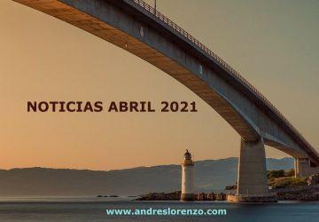 Noticias Abril'21