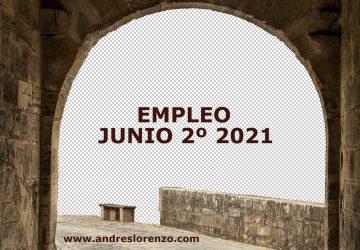 Empleo Junio 2º 2021