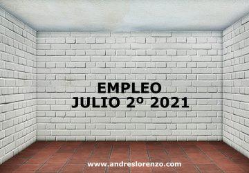 Enero Julio 2º 2021