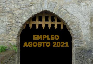 Empleo Agosto 2021