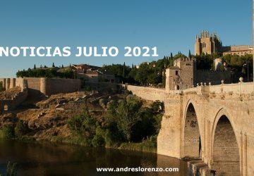 Noticias Julio 2021