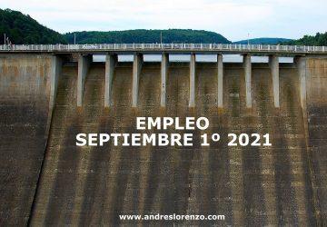 Empleo Septiembre 1º 2021